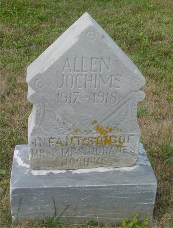 JOCHIMS, ALLEN - Crawford County, Iowa | ALLEN JOCHIMS
