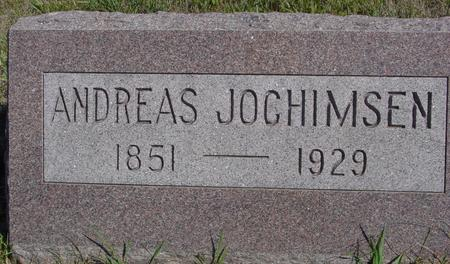 JOCHIMSEN, ANDREAS - Crawford County, Iowa | ANDREAS JOCHIMSEN