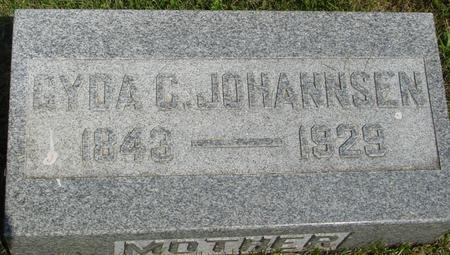 JOHANNSEN, GYDA C. - Crawford County, Iowa | GYDA C. JOHANNSEN