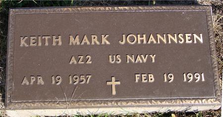 JOHANNSEN, KEITH MARK - Crawford County, Iowa   KEITH MARK JOHANNSEN