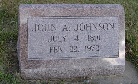 JOHNSON, JOHN A. - Crawford County, Iowa | JOHN A. JOHNSON