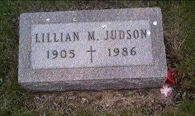 O'DONNELL JUDSON, LILLIAN - Crawford County, Iowa | LILLIAN O'DONNELL JUDSON