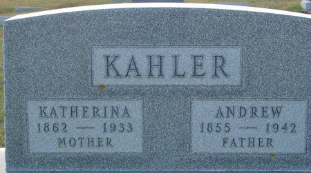 KAHLER, ANDREW & KATHERINA - Crawford County, Iowa | ANDREW & KATHERINA KAHLER