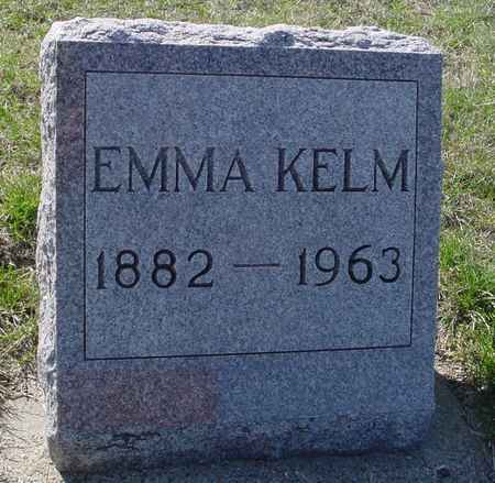 KELM, EMMA - Crawford County, Iowa | EMMA KELM