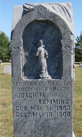 KEMMING, JOACHIM - Crawford County, Iowa | JOACHIM KEMMING