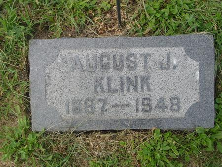KLINK, AUGUST J. - Crawford County, Iowa | AUGUST J. KLINK
