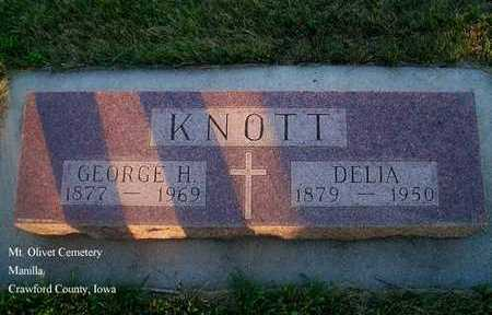 KNOTT, GEORGE - Crawford County, Iowa | GEORGE KNOTT