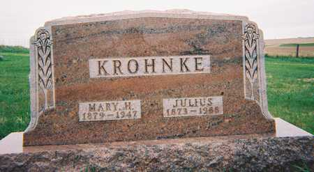 KROHNKE, JULIUS - Crawford County, Iowa | JULIUS KROHNKE
