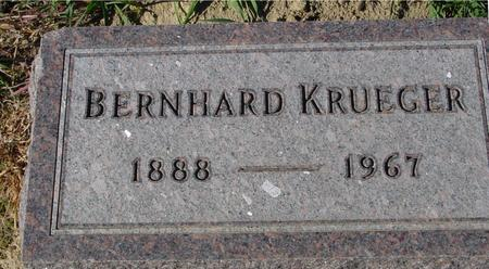 KRUEGER, BERNHARD - Crawford County, Iowa | BERNHARD KRUEGER