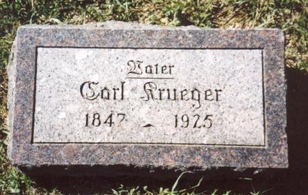 KRUEGER, CARL - Crawford County, Iowa | CARL KRUEGER