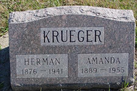 KRUEGER, HERMAN & AMANDA - Crawford County, Iowa | HERMAN & AMANDA KRUEGER