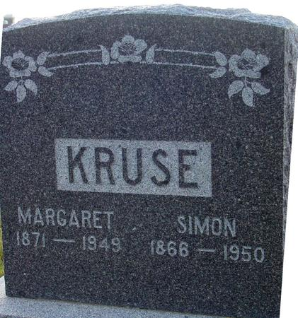 KRUSE, SIMON & MARGARET - Crawford County, Iowa | SIMON & MARGARET KRUSE
