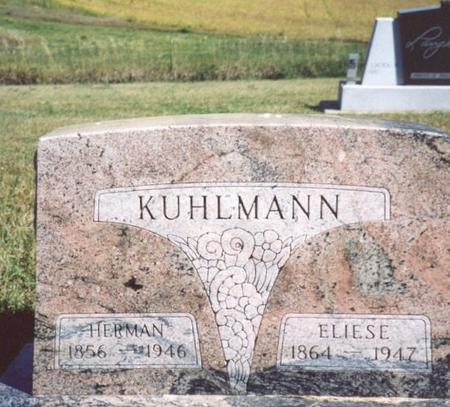 KUHLMANN, HERMAN & ELIESE - Crawford County, Iowa | HERMAN & ELIESE KUHLMANN