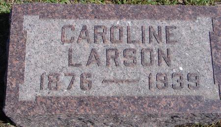 LARSON, CAROLINE - Crawford County, Iowa | CAROLINE LARSON