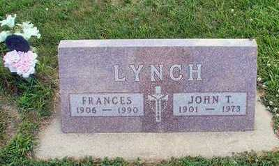 COSTELLO LYNCH, FRANCES C. - Crawford County, Iowa | FRANCES C. COSTELLO LYNCH