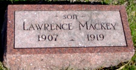 MACKEY, LAWRENCE - Crawford County, Iowa | LAWRENCE MACKEY