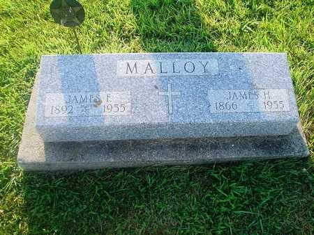 MALLOY, JAMES F. - Crawford County, Iowa | JAMES F. MALLOY