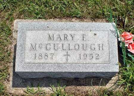 MCCULLOUGH, MARY E. - Crawford County, Iowa | MARY E. MCCULLOUGH