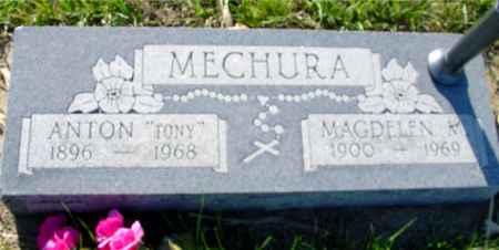 MECHURA, ANTON & MAGDALEN - Crawford County, Iowa | ANTON & MAGDALEN MECHURA