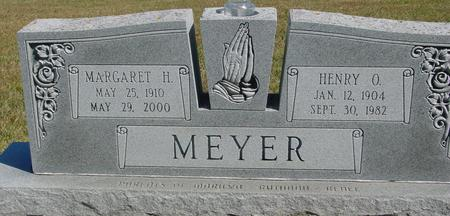 MEYER, HENRY & MARGARET - Crawford County, Iowa | HENRY & MARGARET MEYER