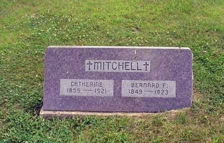 MITCHELL, BERNARD - Crawford County, Iowa | BERNARD MITCHELL