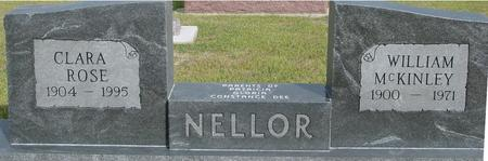 NELLOR, WILLIAM & CLARA - Crawford County, Iowa | WILLIAM & CLARA NELLOR