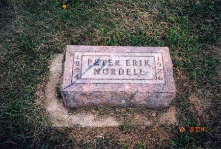 NORDELL, PETER - Crawford County, Iowa | PETER NORDELL