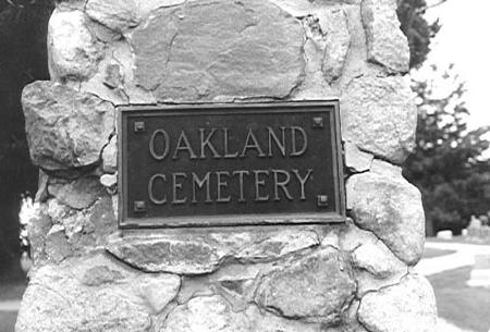 OAKLAND, CEMETERY - Crawford County, Iowa | CEMETERY OAKLAND