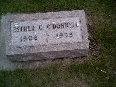 O'DONNELL, ESTHER - Crawford County, Iowa | ESTHER O'DONNELL