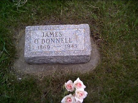 O'DONNELL, JAMES - Crawford County, Iowa | JAMES O'DONNELL