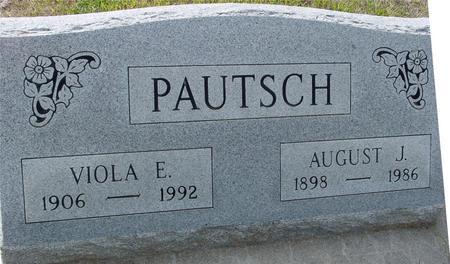 PAUTSCH, AUGUST & VIOLA - Crawford County, Iowa | AUGUST & VIOLA PAUTSCH