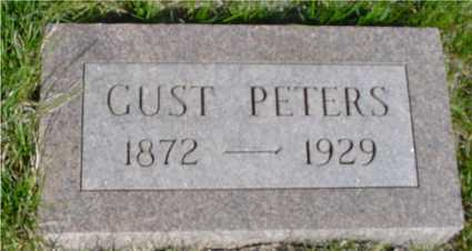 PETERS, GUST - Crawford County, Iowa | GUST PETERS