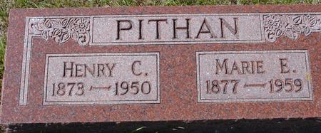 PITHAN, HENRY & MARIE - Crawford County, Iowa | HENRY & MARIE PITHAN