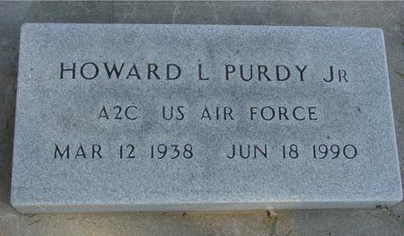 PURDY, HOWARD L., JR. - Crawford County, Iowa | HOWARD L., JR. PURDY
