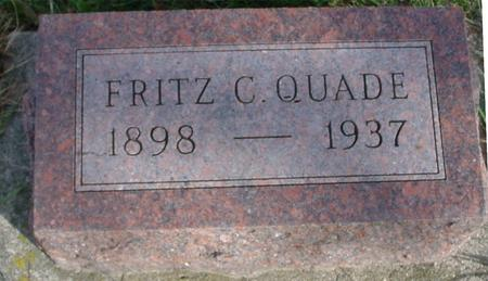 QUADE, FRITZ C. - Crawford County, Iowa | FRITZ C. QUADE
