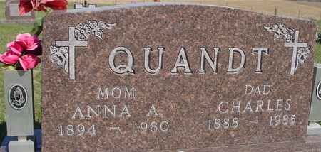 QUANDT, CHARLES & ANNA - Crawford County, Iowa | CHARLES & ANNA QUANDT