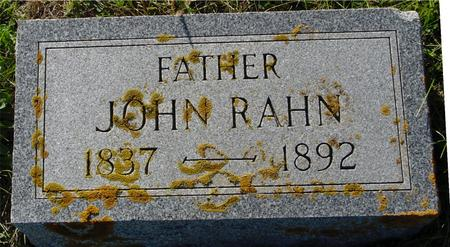 RAHN, JOHN - Crawford County, Iowa | JOHN RAHN