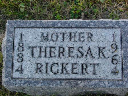 RICKERT, THERESA K. - Crawford County, Iowa | THERESA K. RICKERT
