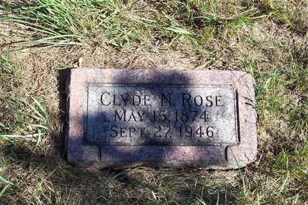 ROSE, CLYDE - Crawford County, Iowa | CLYDE ROSE