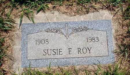ROY, SUSIE - Crawford County, Iowa | SUSIE ROY
