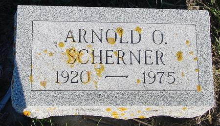 SCHERNER, ARNOLD O. - Crawford County, Iowa | ARNOLD O. SCHERNER