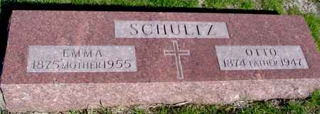 SCHULTZ, OTTO & EMMA - Crawford County, Iowa | OTTO & EMMA SCHULTZ