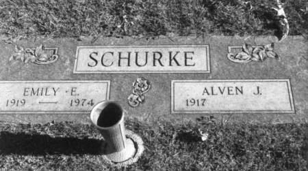 SCHURKE, ALVEN - Crawford County, Iowa | ALVEN SCHURKE