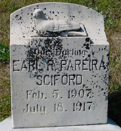 SCIFORD, EARL R. PAREIRA - Crawford County, Iowa | EARL R. PAREIRA SCIFORD