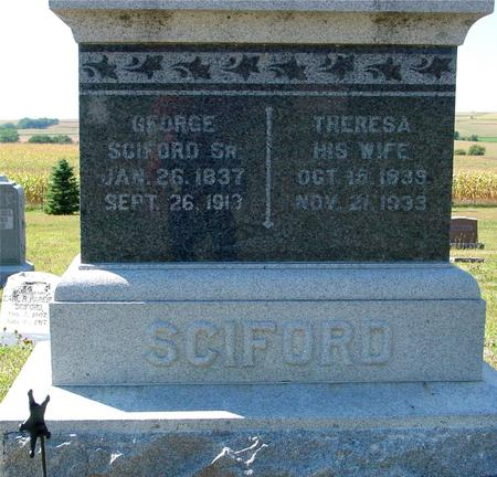 SCIFORD, GEORGE  SR. - Crawford County, Iowa | GEORGE  SR. SCIFORD
