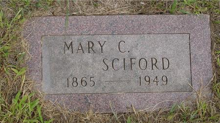 SCIFORD, MARY C. - Crawford County, Iowa | MARY C. SCIFORD