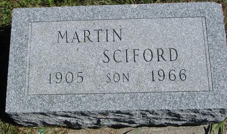 SCIFORD, MARTIN - Crawford County, Iowa | MARTIN SCIFORD