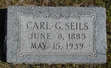 SEILS, CARL G. - Crawford County, Iowa | CARL G. SEILS