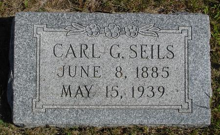 SEILS, CARL - Crawford County, Iowa | CARL SEILS