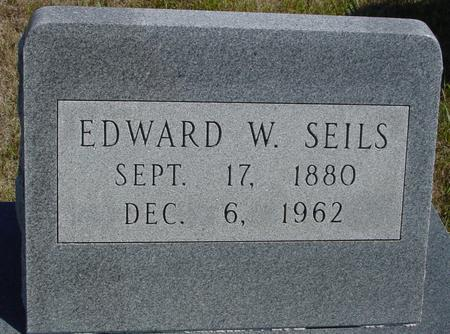 SEILS, EDWARD W. - Crawford County, Iowa | EDWARD W. SEILS